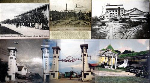 Central Manatí. Archivo Provincial de Las Tunas
