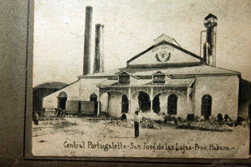 Central Portugalete. Archivo Provincial de Las Tunas