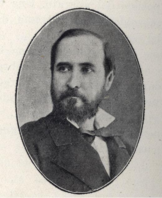 Ingeniero Antonio del Castillo (1820-1895)