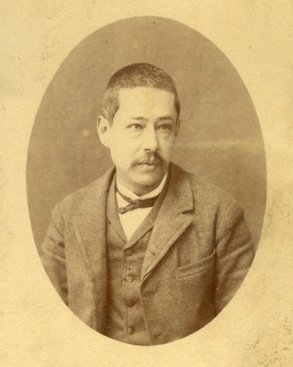 Juan Orozco y Berra (¿-1890)
