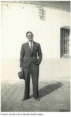 Retrato de Modesto Quilis