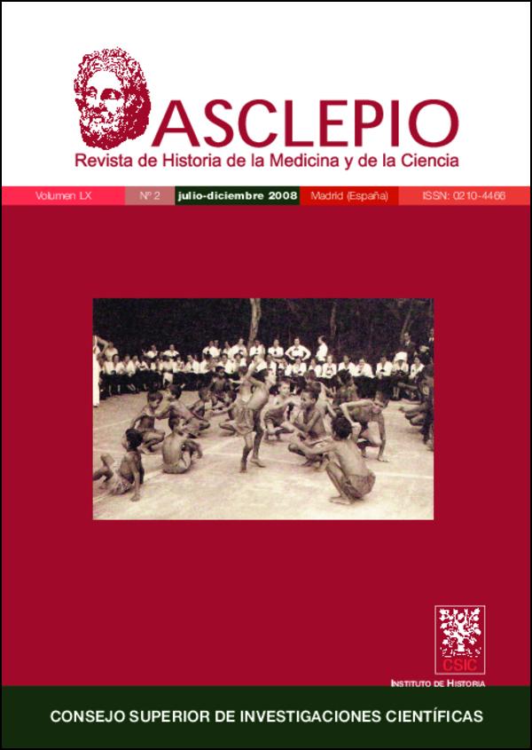 Ver Vol. 60 Núm. 2 (2008)