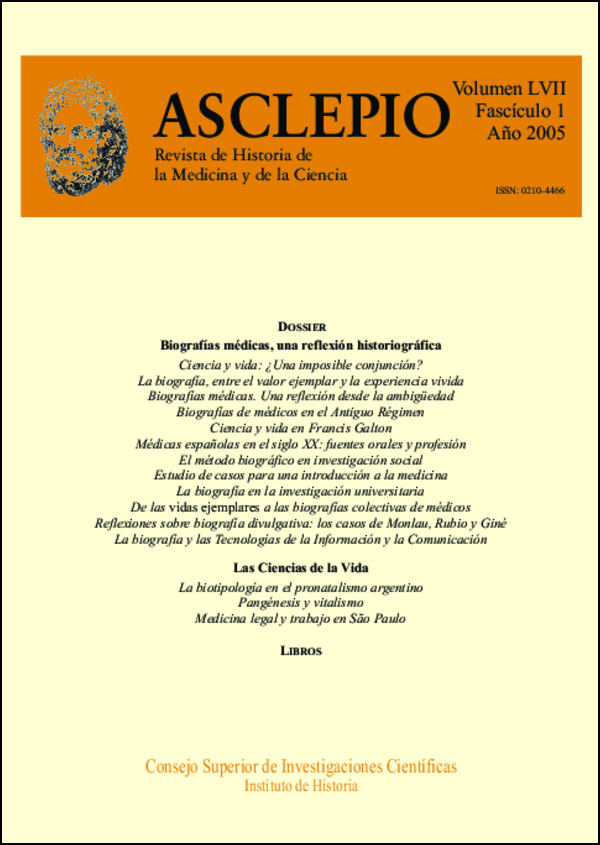 Ver Vol. 57 Núm. 1 (2005)
